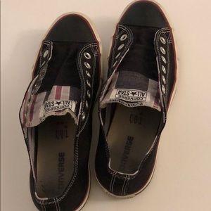 Converse Shoes - Converse shoes no laces